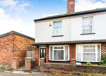 Thumbnail 2 bed terraced house for sale in Mount Street, Barrowby Road, Grantham