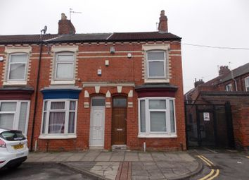 Thumbnail 4 bedroom end terrace house for sale in Myrtle Street, Middlesbrough