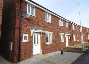 Thumbnail 3 bed semi-detached house for sale in Barmoor Row, Blyth