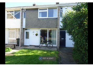 Thumbnail 3 bedroom terraced house to rent in Acrefield Drive, Cambridge