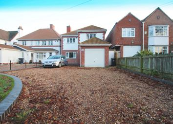 Thumbnail 4 bed detached house to rent in Spencefield Lane, Leicester