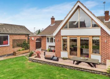 Thumbnail 4 bed bungalow for sale in Somerset Close, Burton On The Wolds