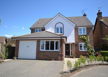 Thumbnail 5 bedroom detached house for sale in Marshalls Piece, Stebbing, Dunmow