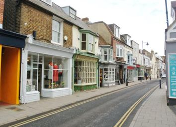Thumbnail 1 bed flat to rent in Oxford Street, Whitstable