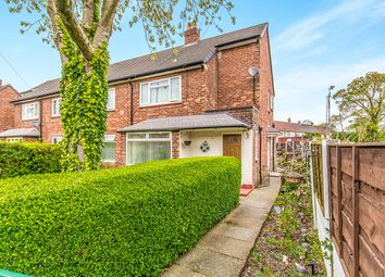 Thumbnail 2 bed flat for sale in Newall Road, Manchester