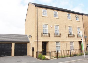 Thumbnail 4 bed town house for sale in The Twitchell, Sutton-In-Ashfield