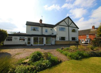 Thumbnail 4 bed detached house for sale in Bank Close, Uttoxeter