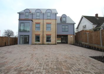 Thumbnail 2 bed flat for sale in Flat 7, Second Floor, Willow Court, 1 Woodlands Road, Hockley