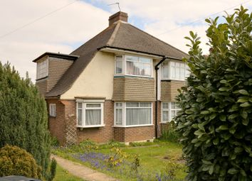 Thumbnail 3 bed semi-detached house for sale in Limpsfield Road, South Croydon