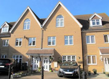Thumbnail 4 bed town house for sale in Hoverfly Close, Lee-On-The-Solent