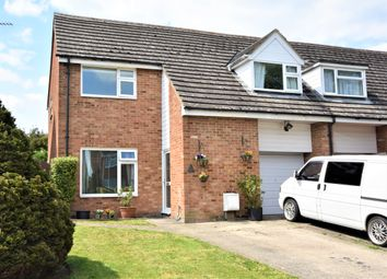 Thumbnail 4 bed semi-detached house for sale in Binning Close, Drayton, Abingdon