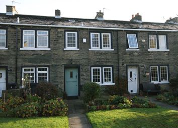 Thumbnail 3 bed cottage for sale in Jerusalem Square, Southowram, Halifax