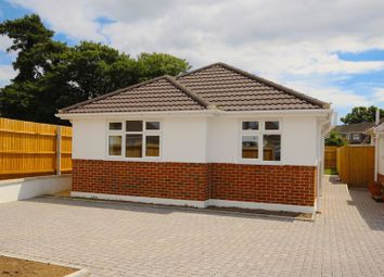 Thumbnail 3 bedroom detached bungalow for sale in Markham Avenue, Bournemouth