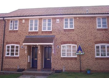 Thumbnail 2 bed terraced house to rent in Rockingham Crescent, Laceby Acres, Grimsby