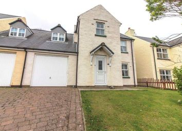 Thumbnail 3 bed town house for sale in 13 Ard Reayrt, Laxey