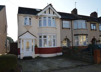 Thumbnail 4 bedroom end terrace house for sale in Essex Road, Romford