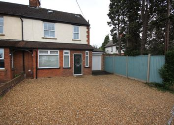 Thumbnail 4 bed semi-detached house to rent in Ampthill Road, Flitwick