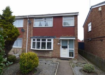 Thumbnail 3 bed semi-detached house for sale in Wawne Road, Sutton-On-Hull, Hull