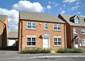 Thumbnail 4 bed detached house for sale in Druids Way, Moulton, Northampton