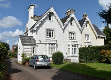 Thumbnail 2 bed flat for sale in Haines Hill, Taunton