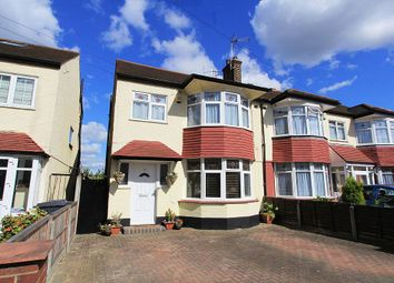 Thumbnail 4 bed semi-detached house for sale in Brodie Road, Chingford, London
