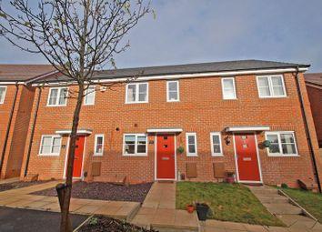 Thumbnail 2 bed terraced house for sale in Healey Avenue Cofton Hackett, Birmingham
