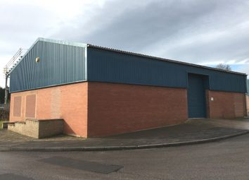 Thumbnail Light industrial to let in Unit 8, Lawn Court, Worksop