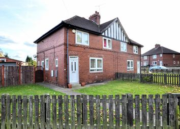 Thumbnail 3 bed semi-detached house for sale in Overdale Avenue, Worsbrough, Barnsley