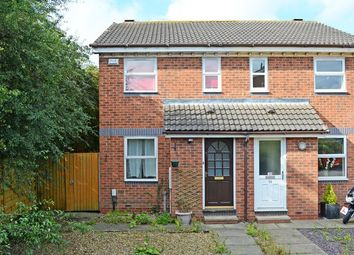 Thumbnail 2 bed semi-detached house for sale in Hayforth Close, York