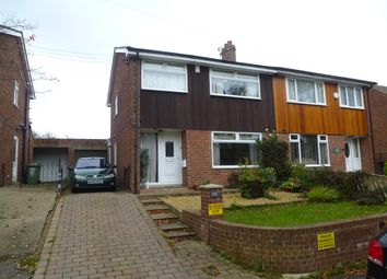Thumbnail 3 bed semi-detached house to rent in North Lane, Elwick, Hartlepool