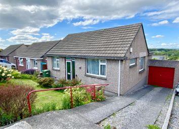 Thumbnail 3 bed detached bungalow for sale in Dunstone View, Plymstock, Plymouth