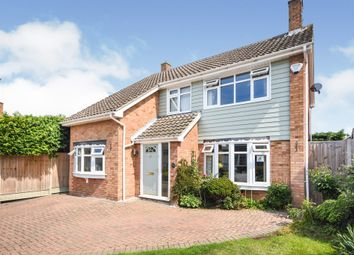 Thumbnail 4 bed detached house for sale in Spalding Way, Great Baddow, Chelmsford