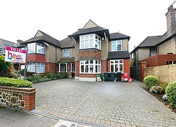 Thumbnail Semi-detached house to rent in Twyford Avenue, East Finchley, London