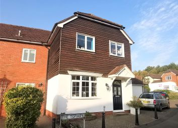 The Topiary, Lychpit, Basingstoke RG24. 3 bed end terrace house