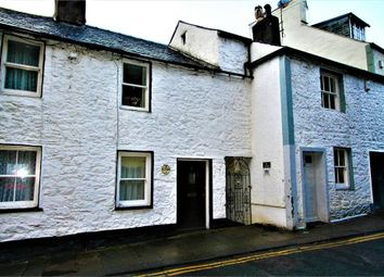 Thumbnail 1 bed terraced house for sale in Borrowdale Road, Keswick, Cumbria