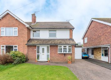3 bed semi-detached house for sale in Weston Road, Albrighton, Wolverhampton WV7
