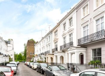 Thumbnail 1 bed flat for sale in Chalcot Crescent, London