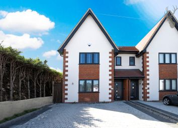 Thumbnail 4 bed semi-detached house for sale in Grange Crescent, Chigwell
