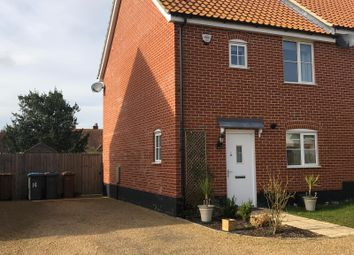 3 bed semi-detached house for sale in Daisy Drive, Leiston, Suffolk IP16