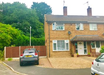 Thumbnail 3 bed end terrace house for sale in Maple Grove, Warwick
