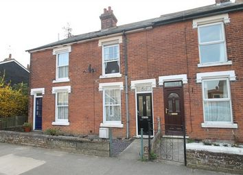 Thumbnail 2 bed cottage to rent in Nayland Road, Mile End, Colchester, Essex