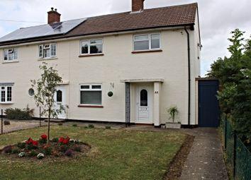 Thumbnail 2 bedroom semi-detached house to rent in Gaunts Way, Letchworth Garden City