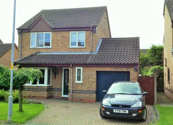 Thumbnail 3 bed detached house to rent in Squires Place, Nettleham