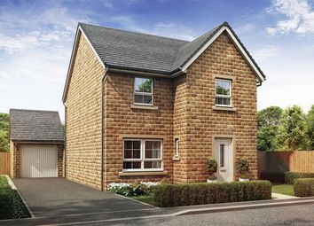 """Thumbnail 4 bed detached house for sale in """"Kingsley"""" at Grange Road, Golcar, Huddersfield"""