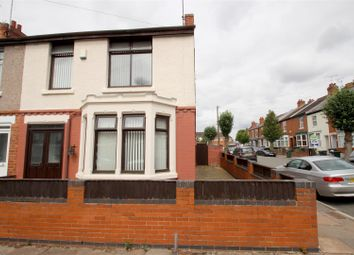 Thumbnail 5 bed end terrace house for sale in Beaconsfield Road, Stoke, Coventry