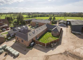 Thumbnail 4 bedroom barn conversion for sale in Newland Lane, Coventry