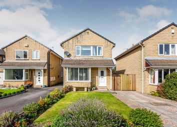 Thumbnail 3 bed detached house for sale in Horsfield Close, Colne