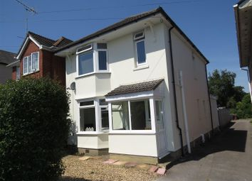 Thumbnail 3 bed property to rent in Churchill Road, Parkstone, Poole