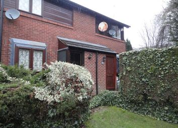 Thumbnail 1 bed end terrace house to rent in Mellors Close, Harborne