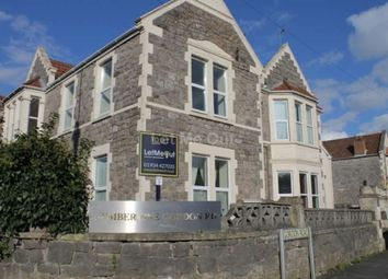 Thumbnail 1 bedroom flat to rent in Gordon Road, Weston-Super-Mare